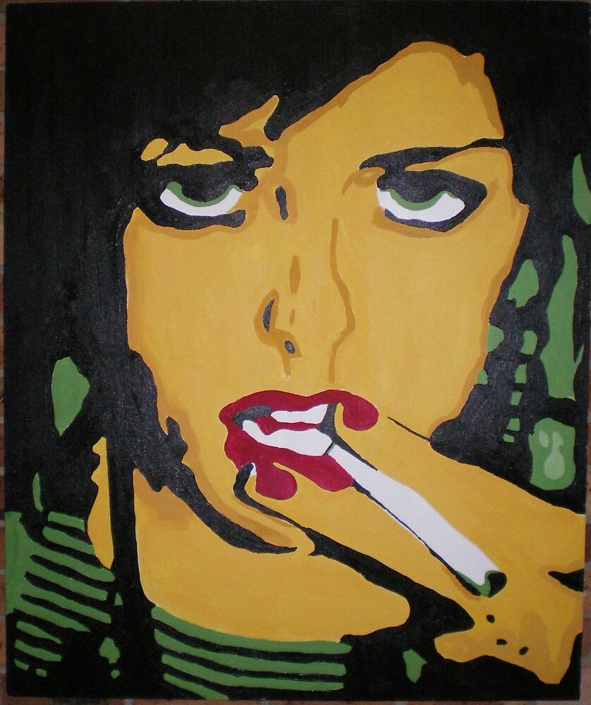SMOKER by michael1979