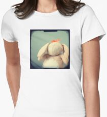 Easter bunny Women's Fitted T-Shirt