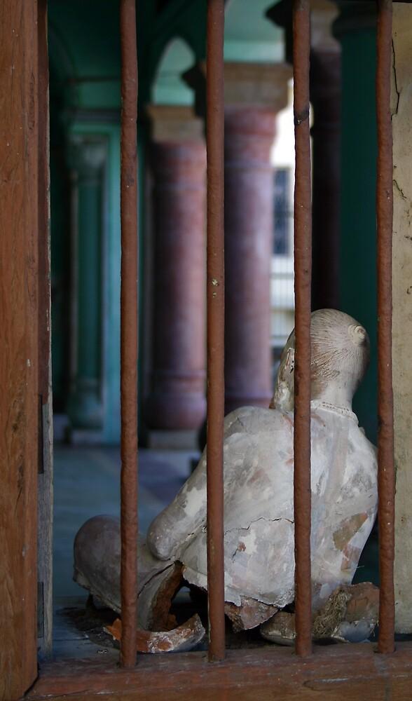 Buddha Resting by Lisa Pitman
