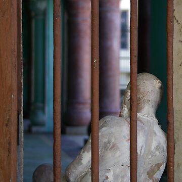 Buddha Resting by lushmint
