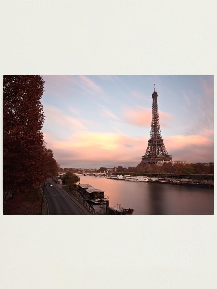 Alternate view of Eiffel Tower - Paris Photographic Print