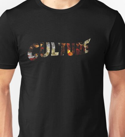 Culture words Unisex T-Shirt