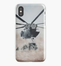 Help for hereos iPhone Case