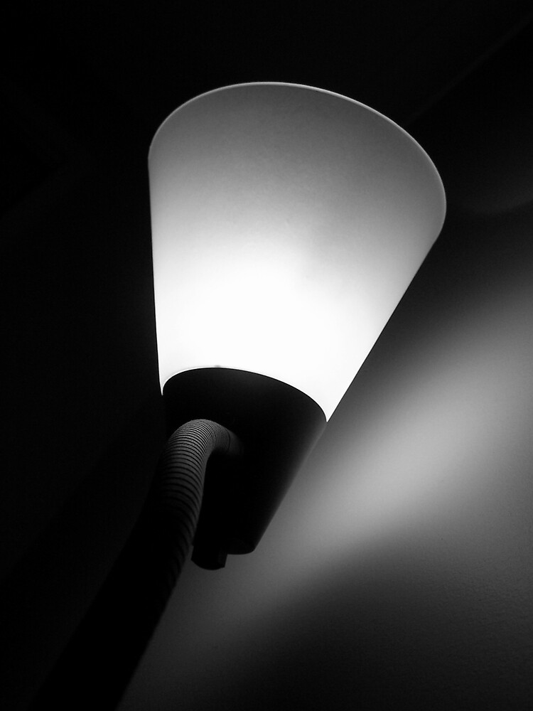 Lamp Shadows by Gavin