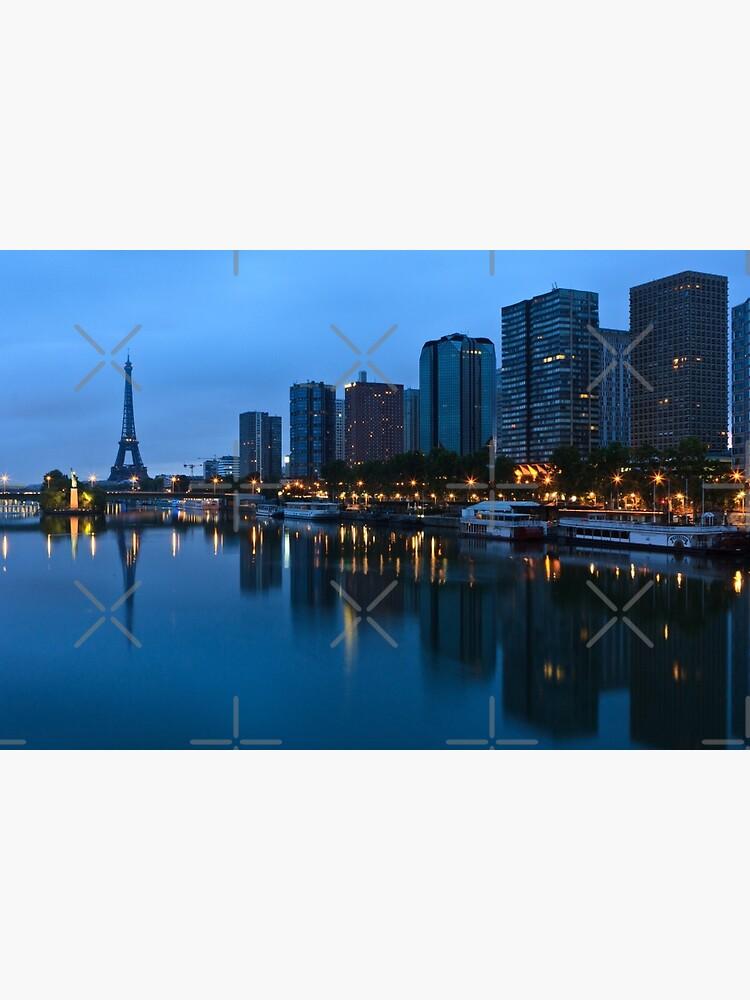 Sunrise on Paris by neoweb