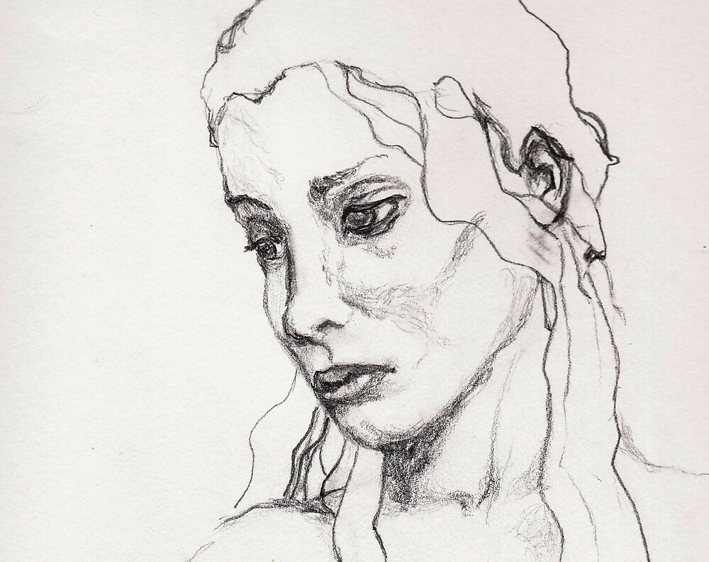 fairyfloss diaries #6: Ariannell (detail) by yasmine