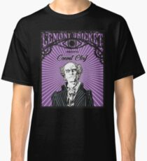 A series of unfortunate events Count Olaf Classic T-Shirt