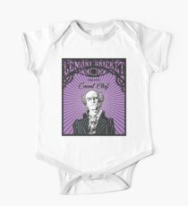 A series of unfortunate events Count Olaf One Piece - Short Sleeve