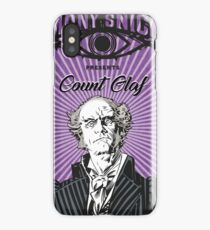 A series of unfortunate events Count Olaf iPhone Case/Skin