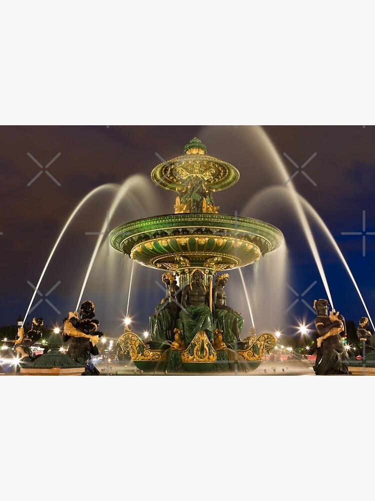 Place de la Concorde in Paris by neoweb