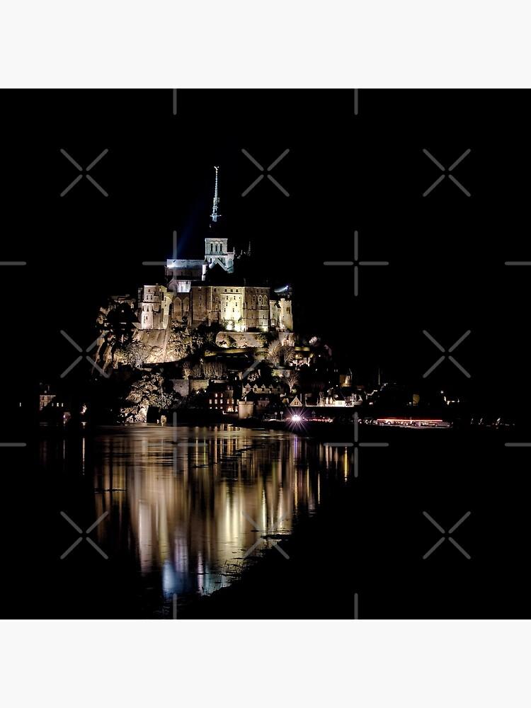 The Mont Saint Michel by neoweb