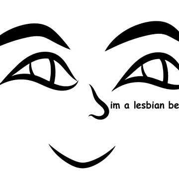 im a lesbian beckie  by cliffovevo