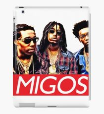 Migos v3 iPad Case/Skin