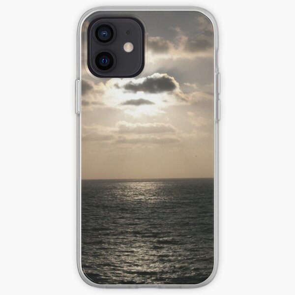 Light Over The Pacific iPhone Soft Case