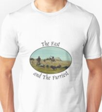 The Fast and The Furriest Unisex T-Shirt