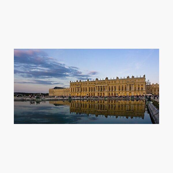 Versailles Castle Photographic Print