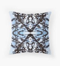 Saturnalien Structure #5 Throw Pillow