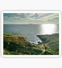 Filfla, Malta Sticker