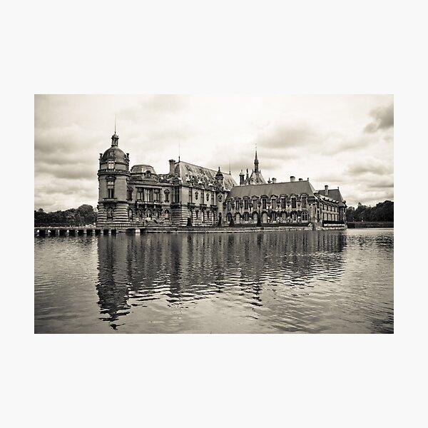 Chantilly Castle Photographic Print