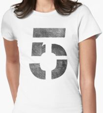 We are onto #5 and counting! Womens Fitted T-Shirt