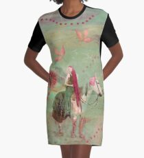 in search Graphic T-Shirt Dress