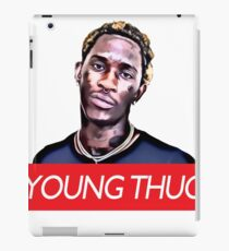 Young Thug iPad Case/Skin
