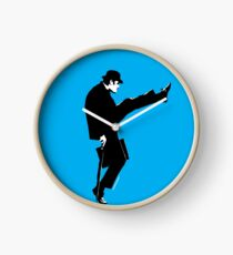 John Cleese Ministry of Silly Walks Clock