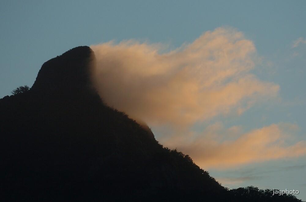 Mist sticks by jagphoto