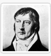 Hegel Sticker