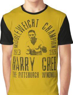 Harry Greb Graphic T-Shirt