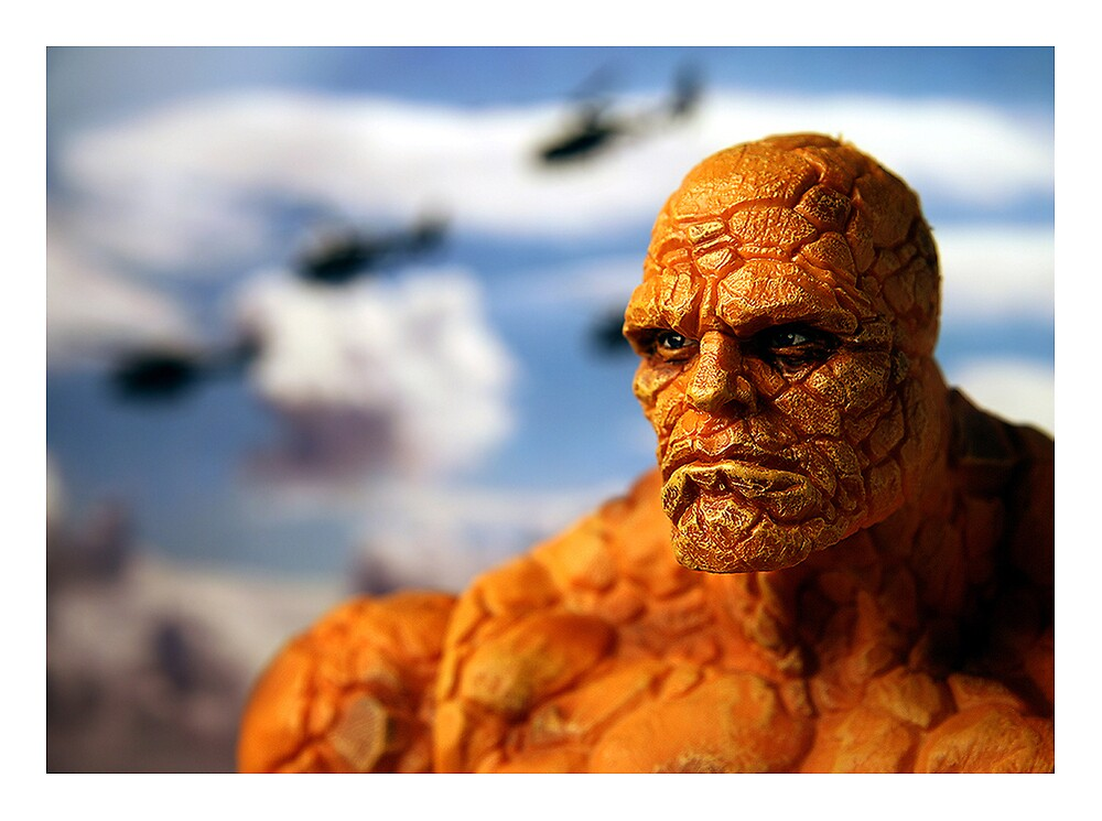 """""""The Thing"""" by Bryant Evans"""