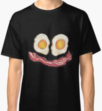 Breakfast Is Happy To See You Classic T-Shirt