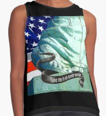 The Snake Contrast Tank