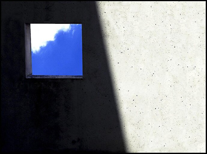 Clouded Window by Bryant Evans