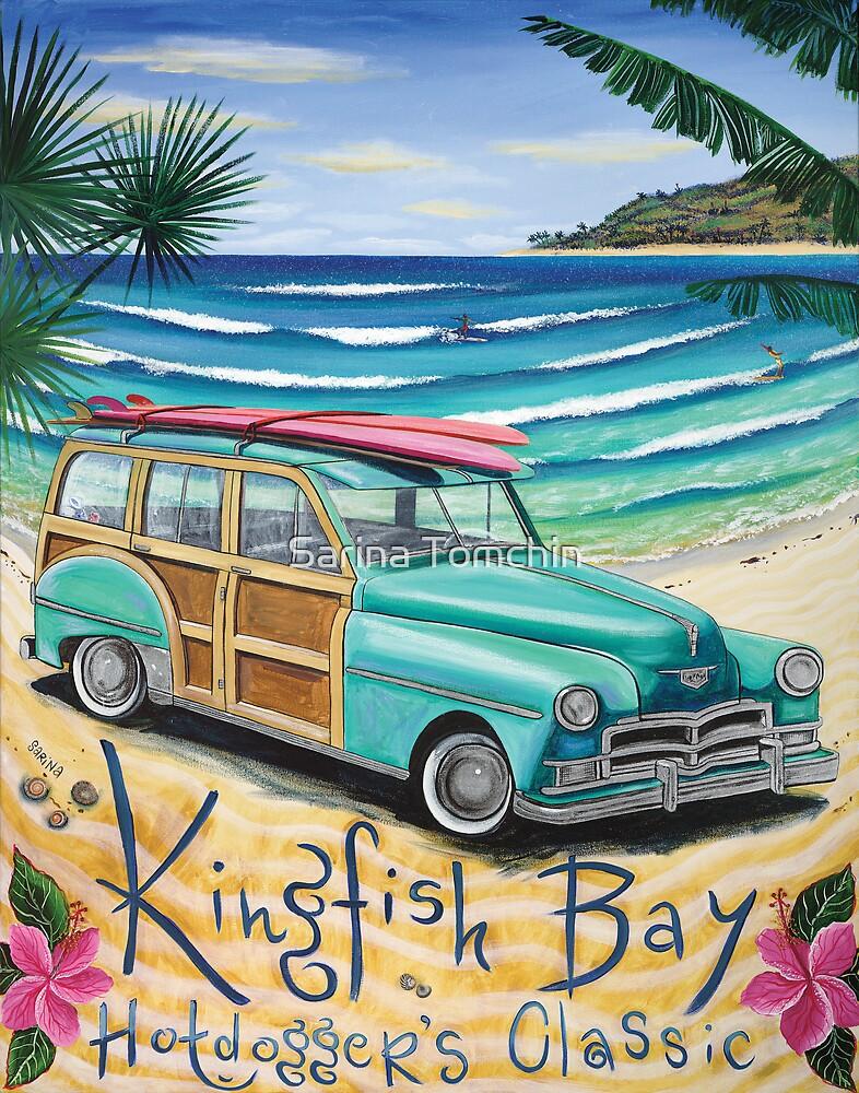 Kingfisher Bay by Sarina Tomchin