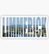 Limmerick Sticker