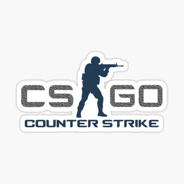 CS:GO - Blue Sticker