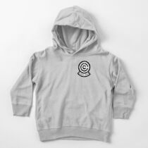 Capsule Corp Mens Dragon Ball Corporation Inspired Hoodie Corps