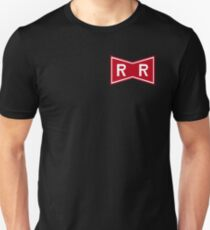 Red Ribbon Army Logo T-Shirt