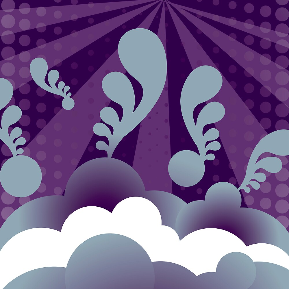 Vector Cloud by kgittoes