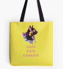 Cats Cats Caaats Tote Bag