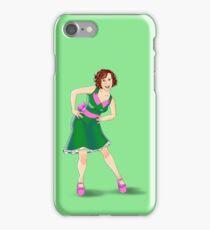 Pinup Schaal iPhone Case/Skin
