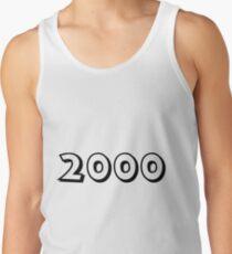 The Year 2000 Tank Top