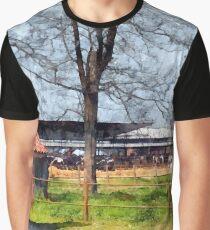 Stalls Graphic T-Shirt