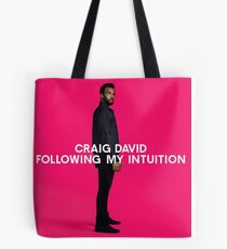 Following My Intuition Tour Tote Bag