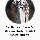 Wütender Marabu by Thomas F. Gehrke