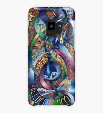 Follow Him - Original Case/Skin for Samsung Galaxy