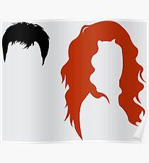 Minimalist Will & Grace Poster