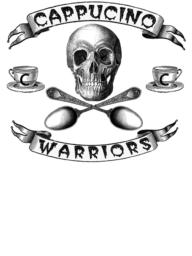 Cappucino Warriors by stevyweevy