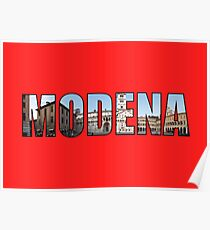 Modena Poster